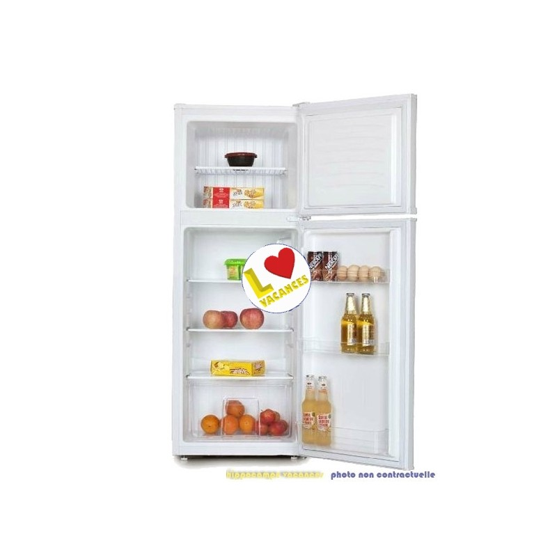 frigo congel 118 46 90 la semaine. Black Bedroom Furniture Sets. Home Design Ideas